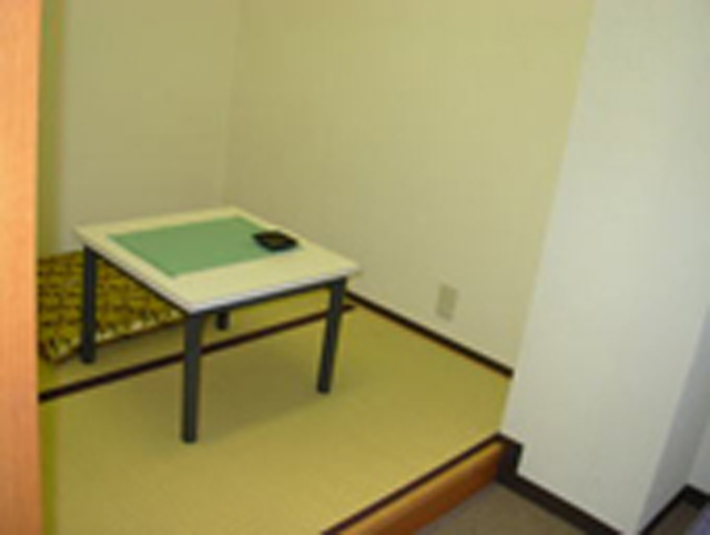 寺院様用控え室